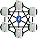 Bluetooth LE mesh networks can enable smart homes