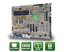 IMBA-C2360-i2 – ATX Motherboard for Servers