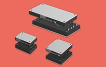 PRBX High-Voltage input DC/DC converters 150W to 750W series