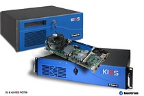 Kontron KISS PCI-759 Industrial Servers in 2U and 4U Rack Mount Heights Offer Scalable Processor Performance