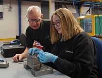 Harwin Academy students gain invaluable engineering skills
