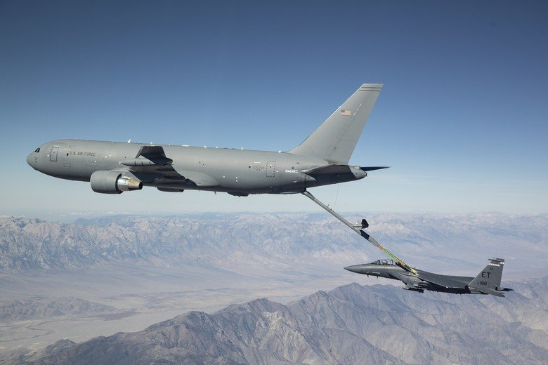Usaf Accepts Pegasus Tanker Delivery Deficiencies To Be