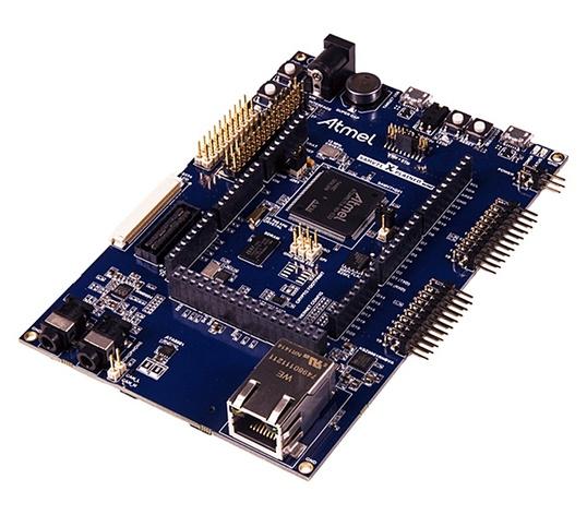 Microchip Technology SMART SAM V71 Xplained Ultra