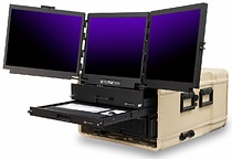 Chassis Plans' rugged and custom solutions for computer hardware and displays provide complete end to end solutions