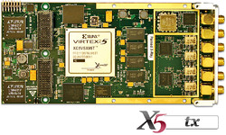 X5-TX PCI Express XMC module
